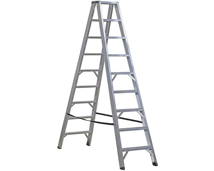 Two-sided stepladder VIRASTAR EVEREST PRO