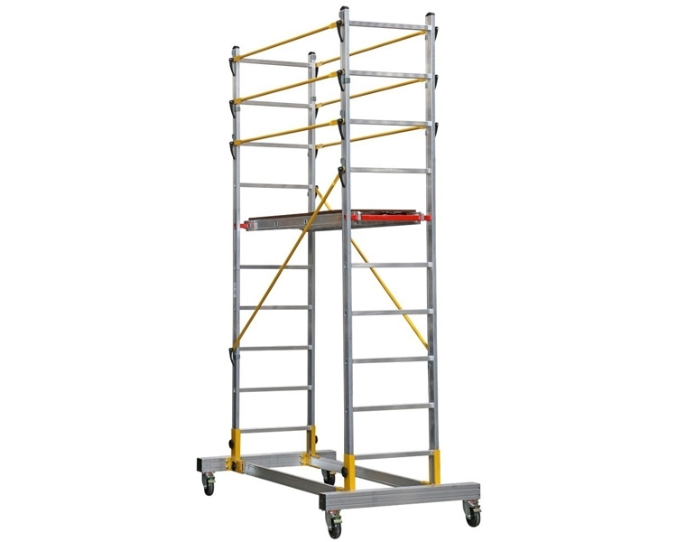 Aluminum mobile tower VIRASTAR