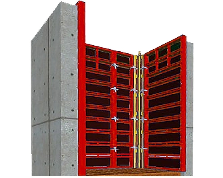 Formwork for elevator shafts VIRASTAR