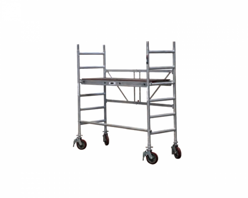 Aluminum folding tower VIRASTAR