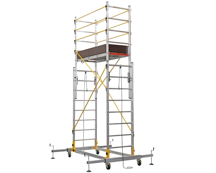 Telescopic tower VIRASTAR TELESAFE XL
